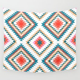 Aztec Rug 2 Wall Tapestry
