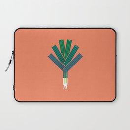 Vegetable: Leek Laptop Sleeve