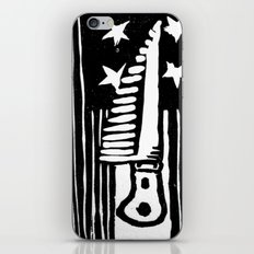 Stand Ready iPhone & iPod Skin