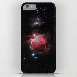 The Great Nebula in Orion iPhone Case