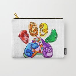 Rainbow Beans! Carry-All Pouch