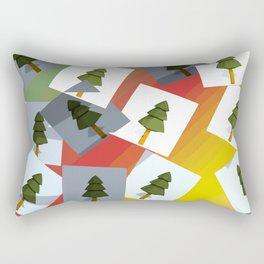 Graphic T1 Rectangular Pillow