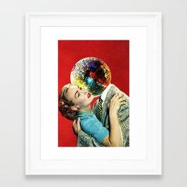 Discothèque Framed Art Print