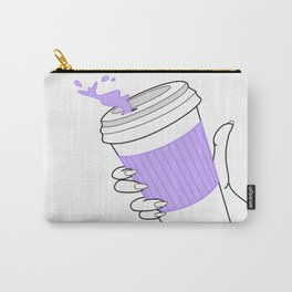 don't spill ! Carry-All Pouch
