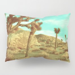 Desert Cactus Pillow Sham