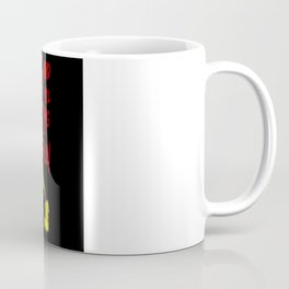 Scud The Disposable Assassin: Jesus with a Laser Gun! Coffee Mug