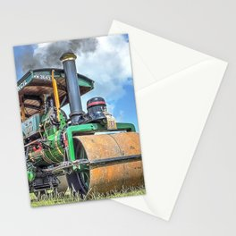 Marshall Steam Roller Stationery Cards