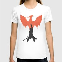 dragon age inquisition T-shirts featuring Dragon Age: Inquisition V1 by FelixT