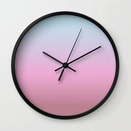 Candy Floss Wall Clock