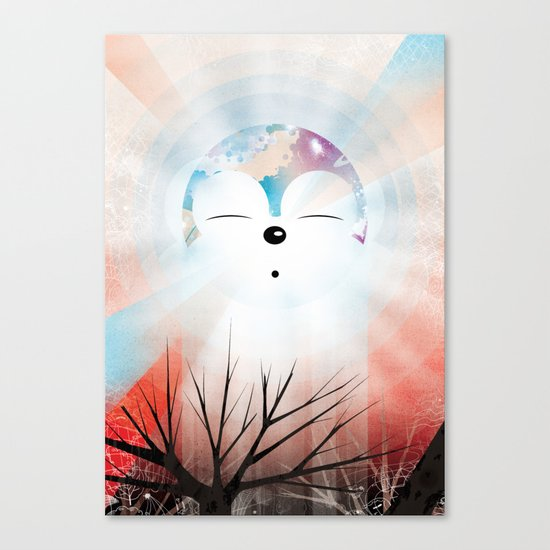 Arise Canvas Print
