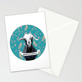 Goats of Anarchy Fundraiser: Grace Stationery Cards
