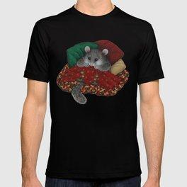 Wilbur the fat dormouse T-shirt