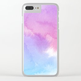 _INTUITION Clear iPhone Case