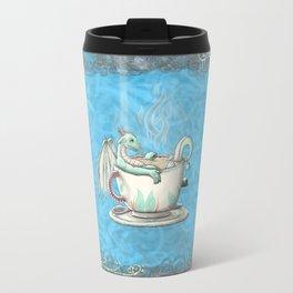 Tea Cup Dragons; Peppermint Travel Mug