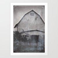 Barn Art Print