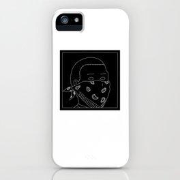 Bandana Boy iPhone Case