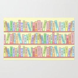 Classics Bookshelf Rug