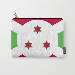 Burundi flag emblem Carry-All Pouch
