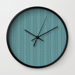 design #6 Wall Clock