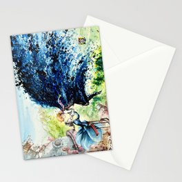 """""""In the air"""" Stationery Cards"""