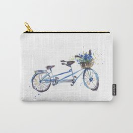 Tandem bicycle Carry-All Pouch