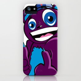 Rad Bear  iPhone Case