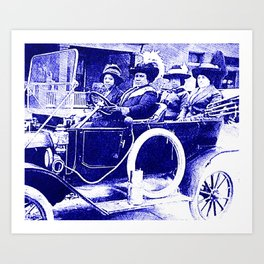 Black Wealth - Madam C.J. Walker Black History Month Art Sarah Breedlove 332 Art Print