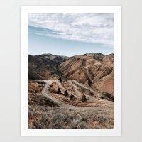 denver Art Prints featuring Denver by Joe Greer