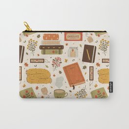 Cozy Reading Time Carry-All Pouch