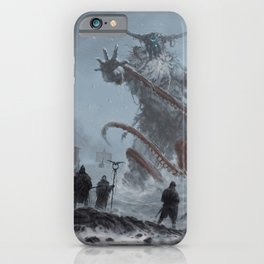 Ymaar - the ancient protector iPhone Case