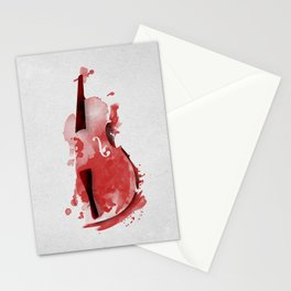 Symphony Series: The Cello Stationery Cards