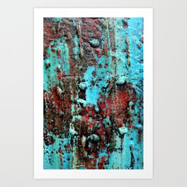 Magic Skin texture  Art Print