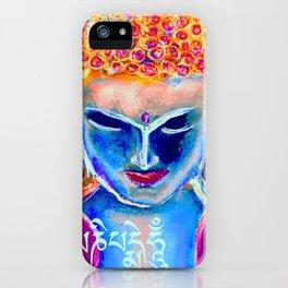 BUDA iPhone Case
