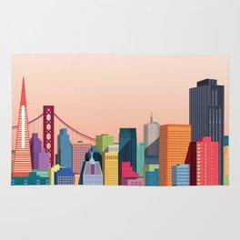 City San Francisco Rug