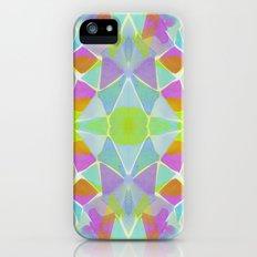 Chroma Lime Slim Case iPhone (5, 5s)