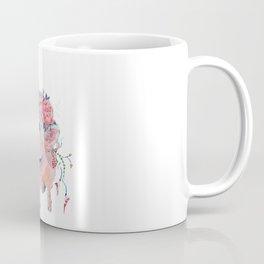 Boho Pig Coffee Mug