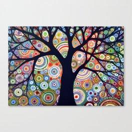 Silent Surrounding Canvas Print