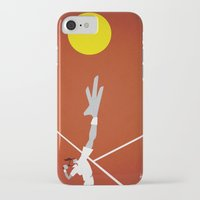 tennis iPhone & iPod Cases featuring Tennis by Osvaldo Casanova