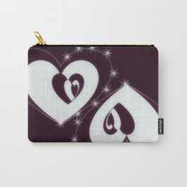 Heart Glow Carry-All Pouch
