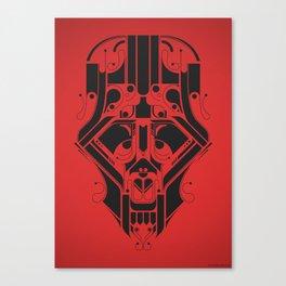 SkullHead 02 Canvas Print