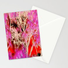 Though the clutter Stationery Cards
