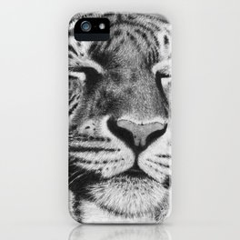 Tiger Pillow iPhone Case