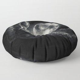 Moon Play Floor Pillow