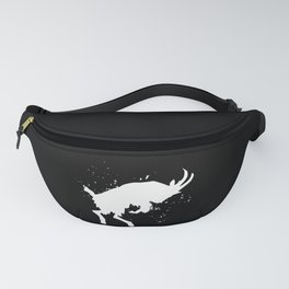 Goat - Graphic Fashion Fanny Pack