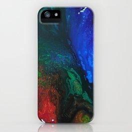 Rainbow Juxtaposition iPhone Case