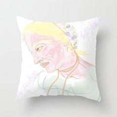 Titina Throw Pillow