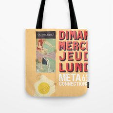 Part of a complete breakfast Tote Bag