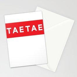TaeTae Stationery Cards