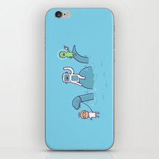 Mythical Creatures iPhone & iPod Skin