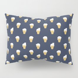 Cats Ice Cream Pillow Sham